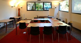 Seminar room of zinck hotel